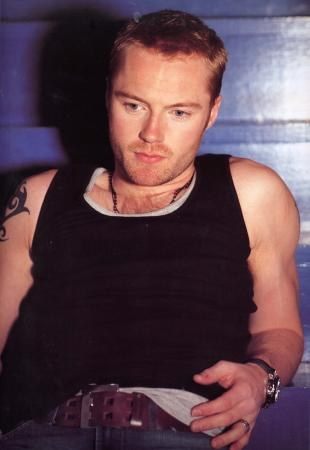 Ronan Keating - Photo posted by summergirl12