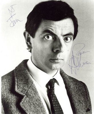 Rowan Atkinson - foto publicada por loquita644