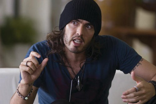 Russell Brand - Photo posted by nr84