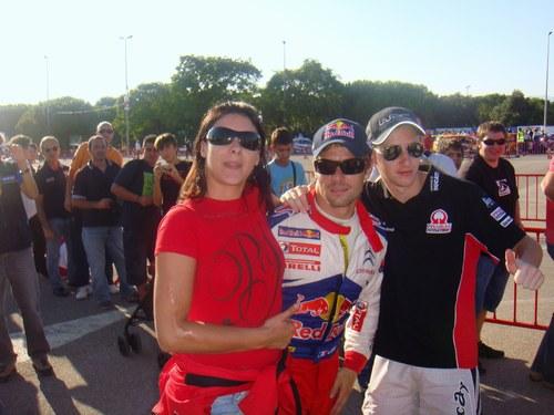 Sébastien Loeb - photo postée par pipcheto