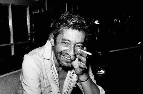 Serge Gainsbourg - photo postée par pbertou13