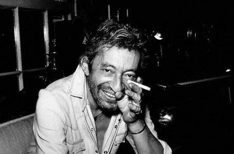 Serge Gainsbourg - foto pubblicata da pbertou13