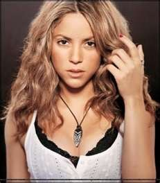 Shakira - photo postée par pitou1808