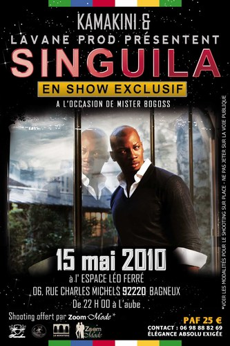 Singuila - photo postée par lavaneprod