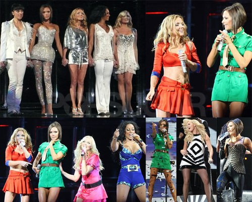 Spice Girls - foto publicada por blondinha