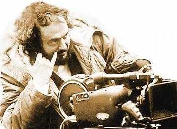 Stanley Kubrick - photo postée par salamanca12