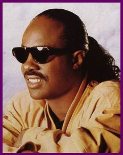 Stevie Wonder - photo postée par nessou33