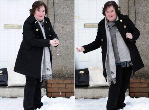 Susan Boyle - Bild veröffentlicht von lesichon