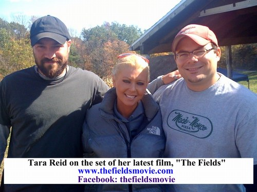 Tara Reid - photo postée par thefieldsmovie