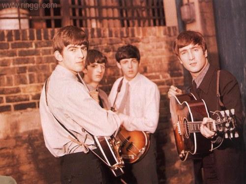 The Beatles - foto publicada por ladybeat