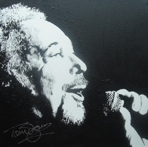 Tom Jones - photo postée par iconicart