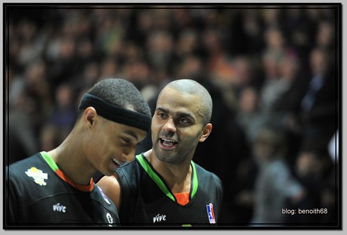 Tony Parker - Photo posted by benoith68