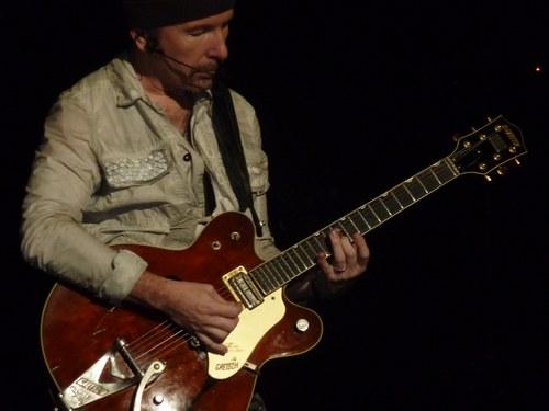U2 - photo postée par phanoue77