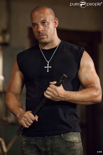 Vin Diesel - Photo posted by deby023