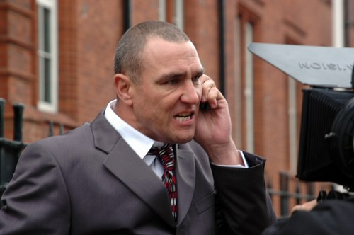 Vinnie Jones - photo postée par sippiecup