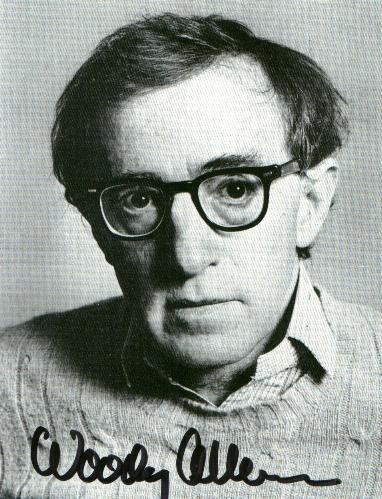 Woody Allen - photo postée par sophie123