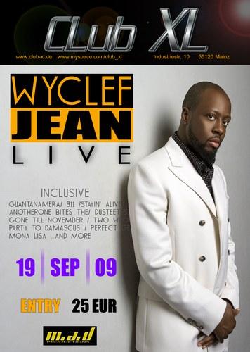 Wyclef Jean - foto publicada por mad393