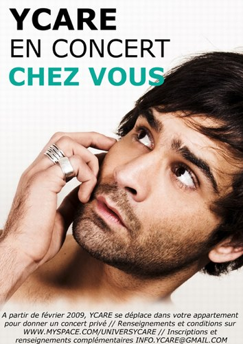 Ycare (Nouvelle Star 2008) - Photo posted by 00mllemoa00