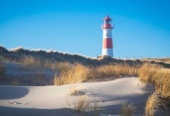Strand & Leuchtturm