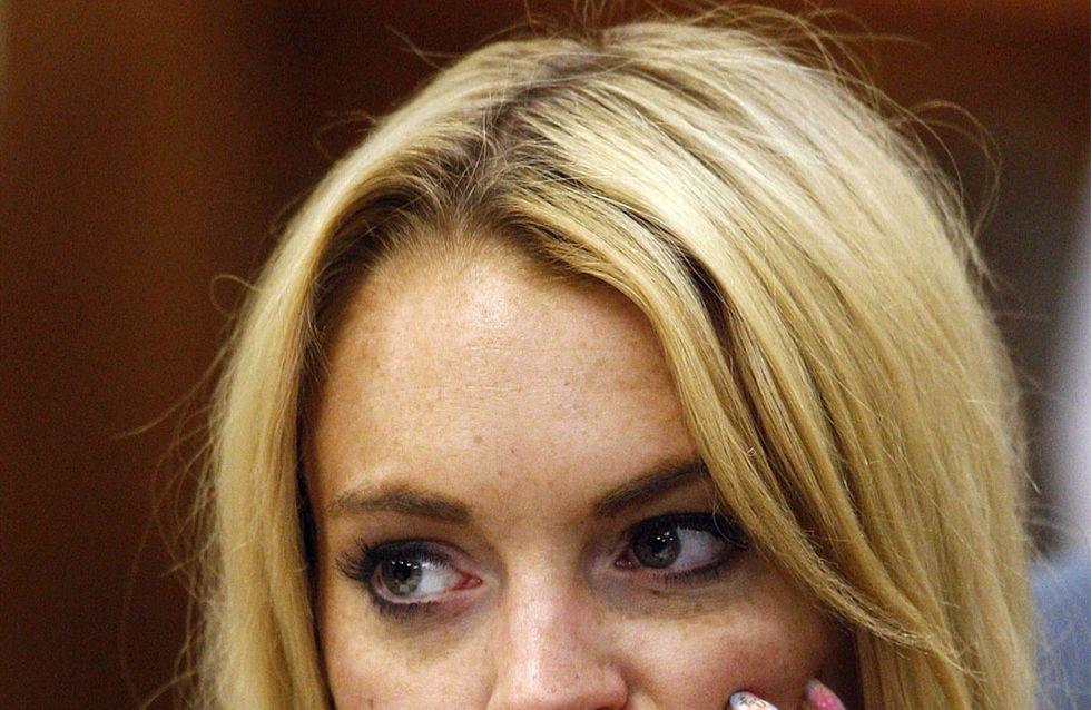 Lindsay Lohan : Dépouillée pendant ses vacances