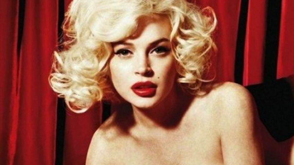 Lindsay Lohan : Elle fait exploser les ventes de Playboy !