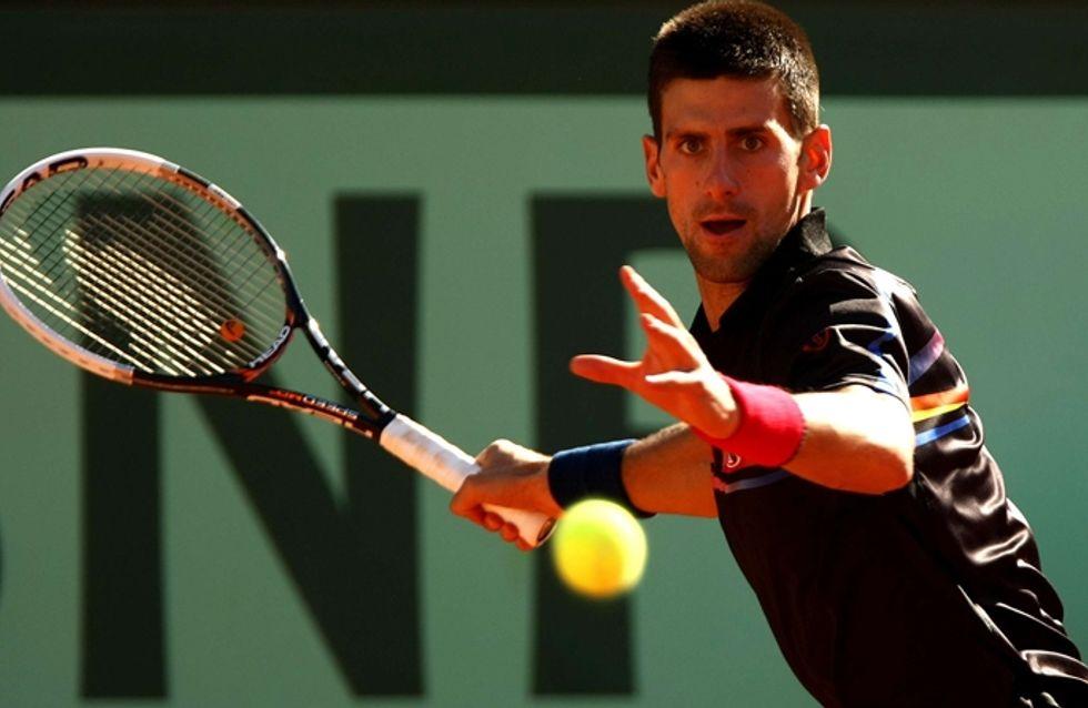 Best of 2011 : Novak Djokovic élu athlète de l'année
