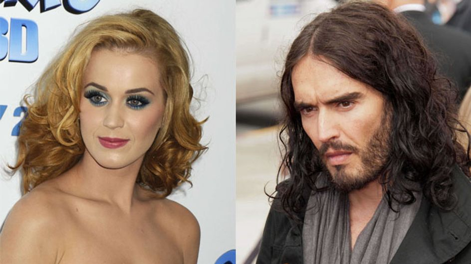 Katy Perry : C'est fini avec Russell Brand