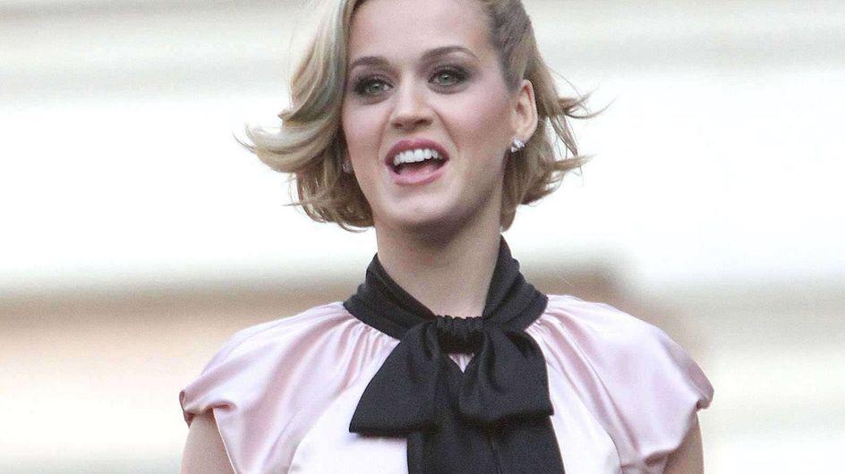 Katy Perry : Elle avait peur de demander le divorce