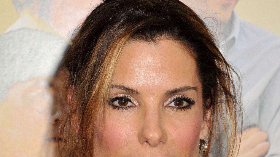 Sandra Bullock : Terrifiée depuis qu'elle a adopté son fils