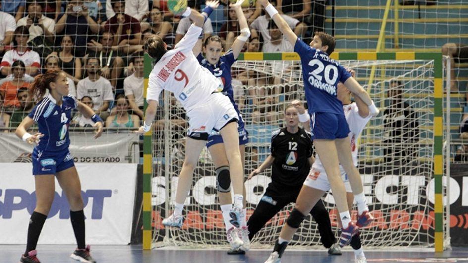 Handball : Défaite des Françaises face à la Norvège au Mondial