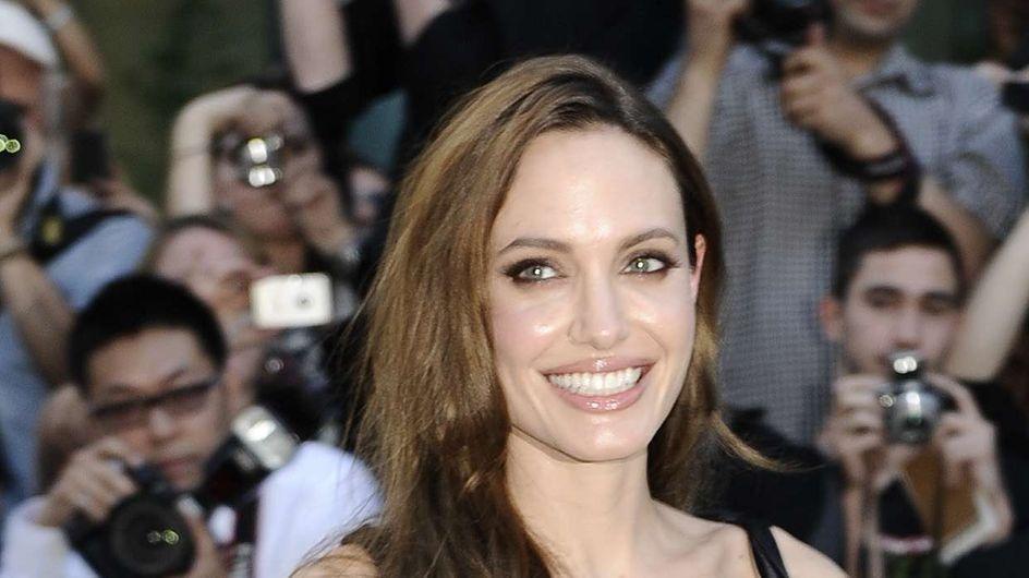 Angelina Jolie : Son cadeau extravagant pour Brad Pitt