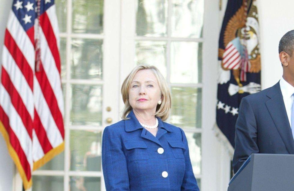 Hilary Clinton : Elle dénonce les violences faites aux femmes en Egypte