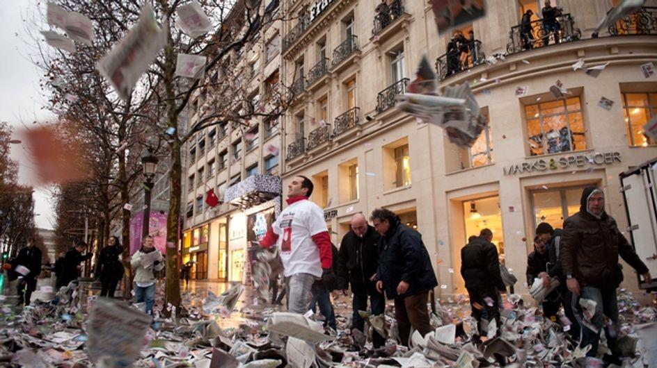 France Soir : Le quotidien met fin à son édition papier