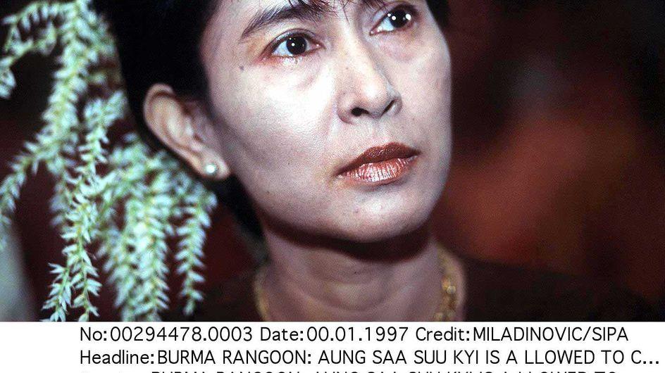 Aung San Suu Kyi : Son come-back politique