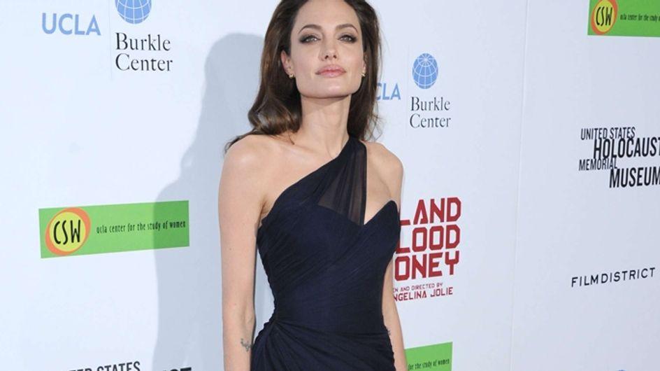 Angelina Jolie : Est-elle enceinte de trois mois ?