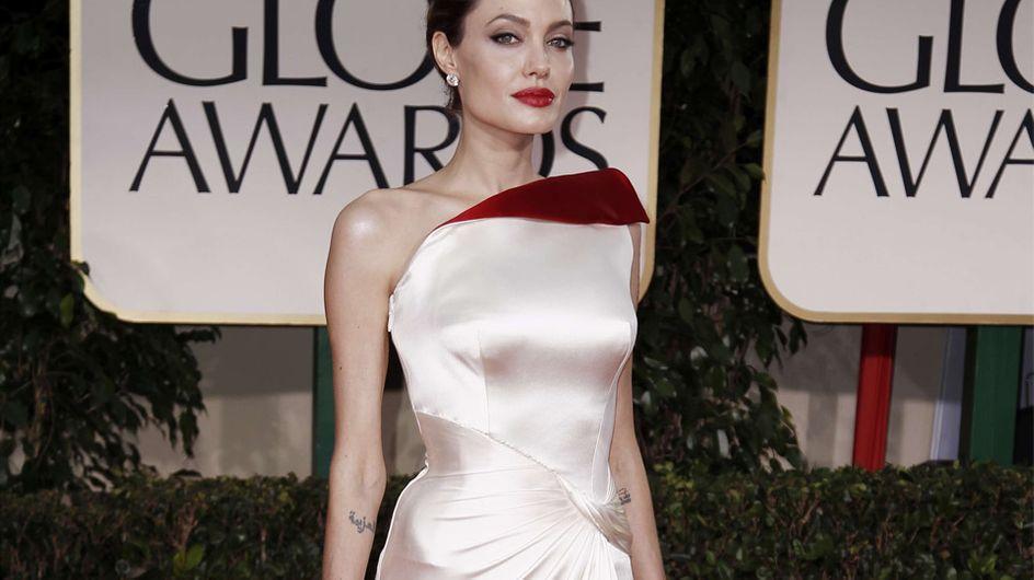 Angelina Jolie : Pas de prix aux Golden Globes 2012