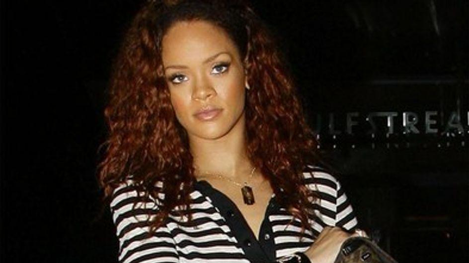 Rihanna : Dans les coulisses de son réveillon...