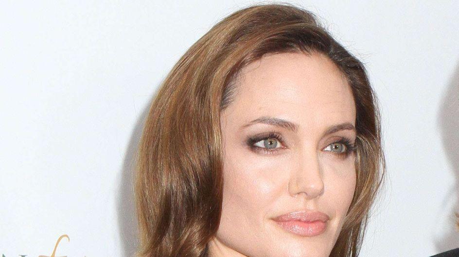 Angelina Jolie : Elle se néglige...