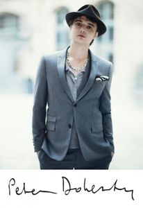 Pete Doherty pour The Kooples