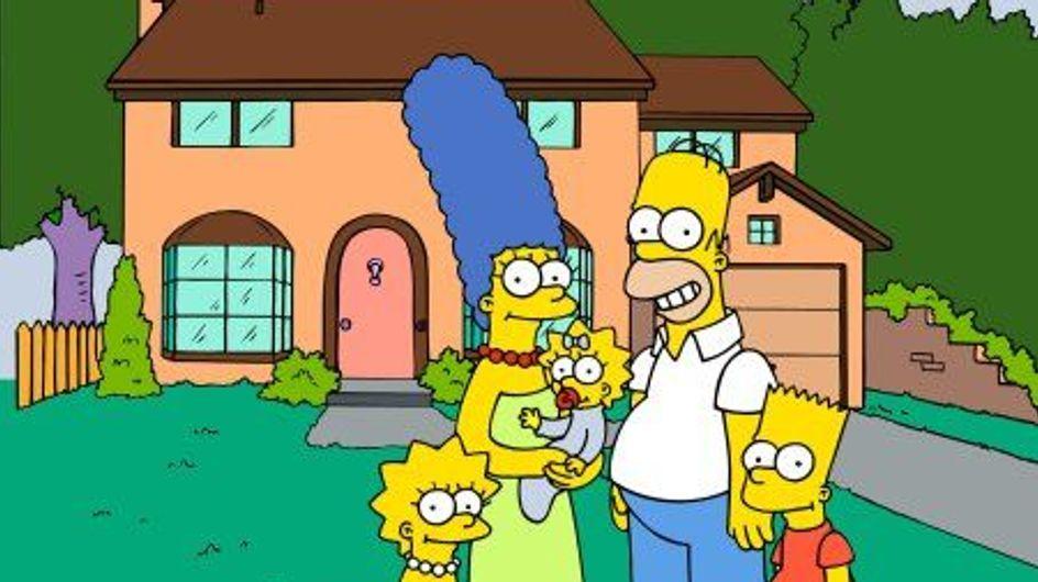 Télé : Les Simpson plus forts que les Golden Globes !