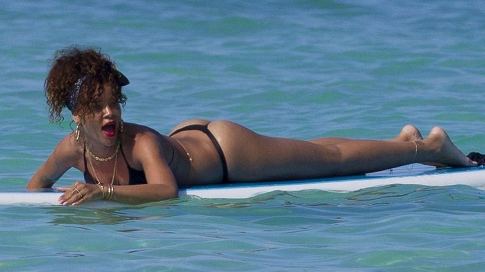 Rihanna : Ses photos hot en string ! (Photos)