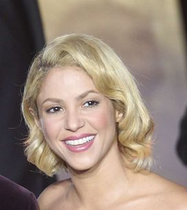Shakira : Star d'une sex-tape