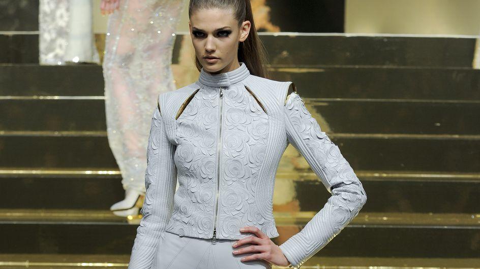 Fashion week : Défilé Versace printemps-été 2012, on y était !