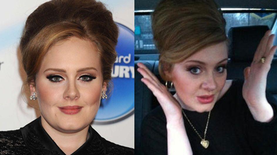 Adele : Elle a perdu beaucoup de poids