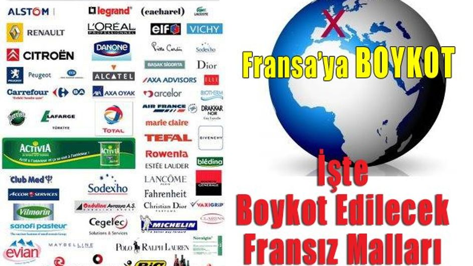 Génocide arménien : Les Turcs invités à boycotter les produits français