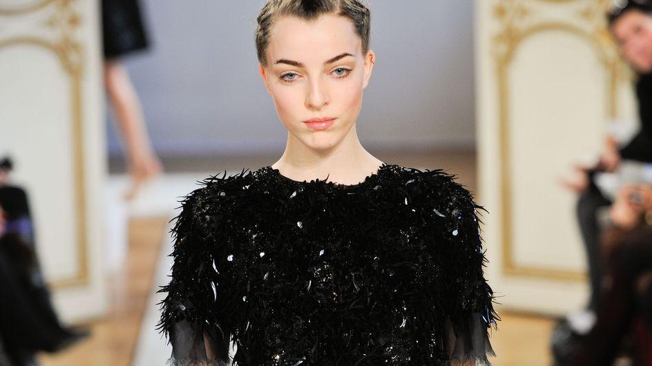 Fashion week : Les images du défilé Christophe Josse PE 2012