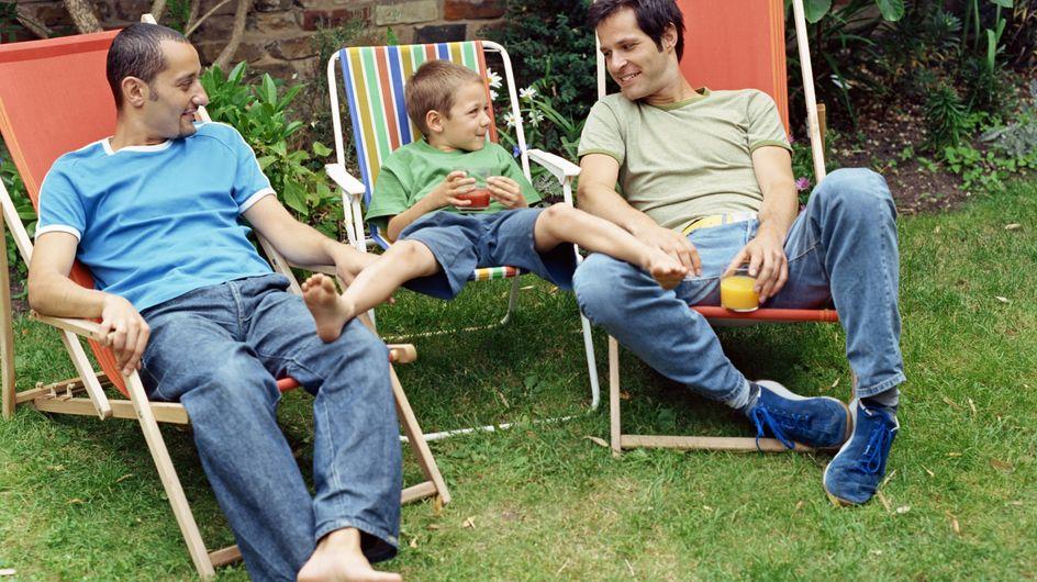 56% des Français en faveur de l'adoption des couples gays