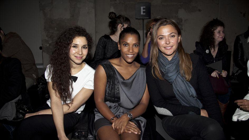 Fashion week : Un premier rang people chez Basil Soda