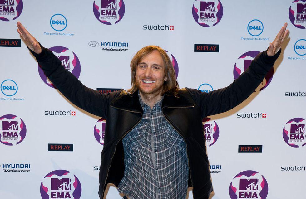 David Guetta : Artiste français le mieux payé en 2011
