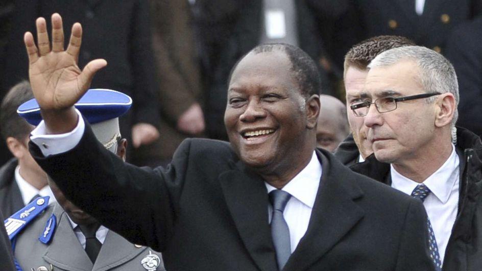 Alassane Ouattara : Le président ivoirien reçu aujourd'hui par Sarkozy